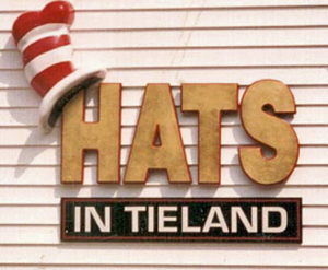 Dimensional-Hat-Sign
