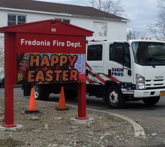 Fredonia Fire Dept.