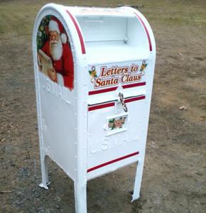 Santa-Mailbox